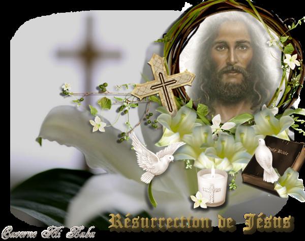Résurrection de Jésus