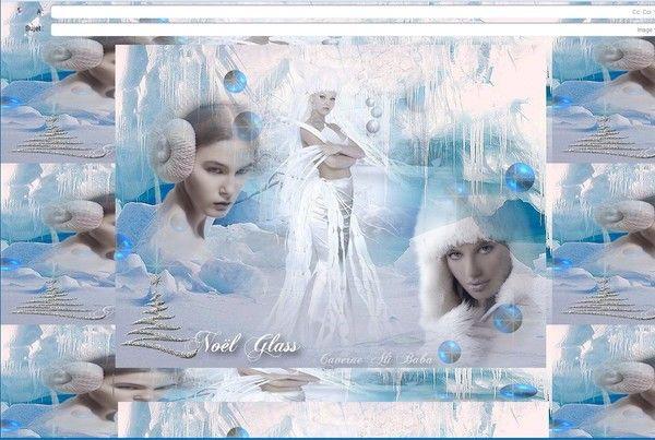 Noël Glass